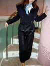 ロングタイトスーツ2